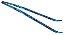 Skol Planet Blue Step (ar pretslīdes rievām) distanču slēpes (X)