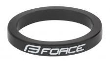 Force 5 mm stūres distanceris melns 4.6g