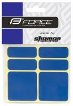 Force rāmja aizsarg uzlīme zila