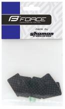 Force rāmja aizsarg uzlīme carbon imitācija 3x2cm
