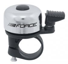 Force Mini velosipēda zvans pelēks