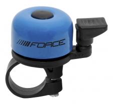 Force Mini velosipēda zvans zils