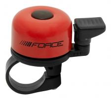 Force Mini velosipēda zvans sarkans