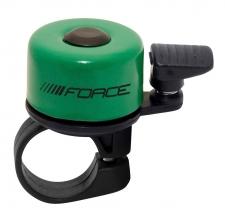 Force Mini velosipēda zvans zaļš