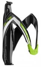 Elite Custom Race pudeles turētājs melns/elektro zaļš (X)