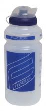 Force 500 ml pudele caurspīdīga/zila