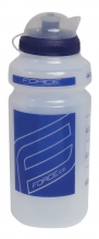 Force 500 ml pudele caurspīdīga/zila (W)