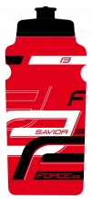 Force Savior 500 ml pudele sarkana/melna/balta