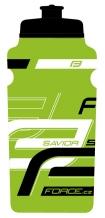 Force Savior 500 ml pudele zaļa/melna/balta