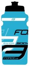 Force Savior 500 ml pudele zila/melna/balta