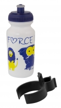 Force Zoo 300 ml pudele balta (W)