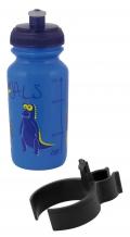 Force 300 ml bērnu pudele zila (W)