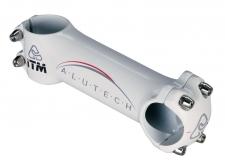 ITM ALUTECH MTB 120 mm stūres iznesums balts