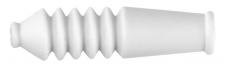 Force V-veida bremžu trosītes gumija balta (X)