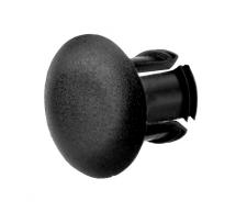 Force plastmasas aizbāznis V-veida bremžu stiprinājumu vietām 6-8mm (W)