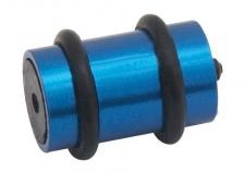 Force rāmja aizsargs liekams uz bremžu trosītes apvalka zils 1.5mm (X)