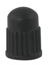 Force gumijas ventiļa uzgalis Melns