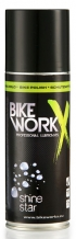 Bike WorkX Clean star tīrīšanas Aerosols 200ml (W)