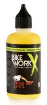 Bike WorkX bremžu eļļa DOT4 100ml