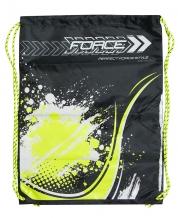 Force aizvelkams maiss melns/elektro zaļš