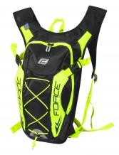Force Aron soma melna/elektro zaļa (S)