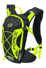 Force Aron Pro Plus soma ar rezervuāru melna/elektro zaļa