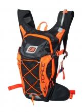 Force Aron Pro Plus soma ar rezervuāru melna/oranža