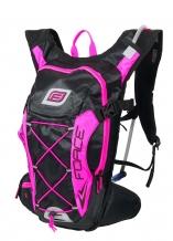Force Aron Pro Plus soma ar rezervuāru melna/rozā