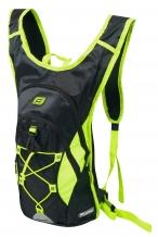 Force Berry soma melna/elektro zaļa (S)