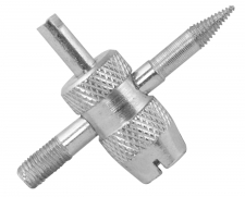 Kovys ventiļu skrūvgriezis (W)