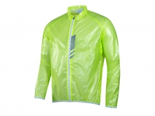 Force Lightweight Windproof Unisex Slim jaka elektro dzeltena