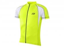 Force T10 krekls elektro zaļš/balts
