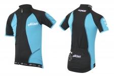 Force KID STAR bērnu velokrekls zils/melns