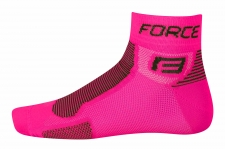 Force One zeķes rozā