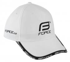 Force cepure balta/melna