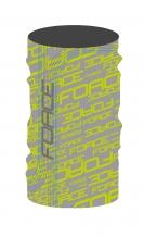 Force multifunkcionāla šalle pelēka/zaļa