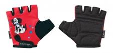 Force KID Dog bērnu cimdi sarkani/melni