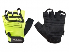 Force Sport cimdi elektro zaļi