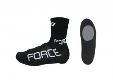 Force adīti mokasīni melni/balti (X)