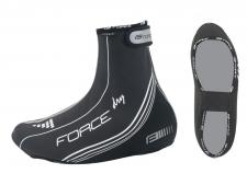 Force PU Dry mokasīni melni/balti