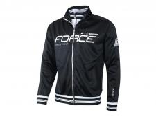 Force 1991 sporta jaka melna (X)