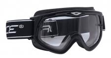 Force DH brilles melnas
