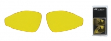Force Pro maiņas lēcas dzeltenas (W)