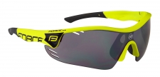 Force Race Pro sporta brilles elektro zaļas/melnas