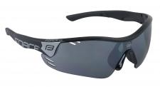 Force Race Pro sporta brilles melnas/pelēkas