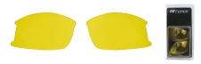 Maiņas lēcas Force Ultra dzeltenas (X)
