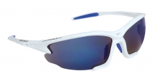 Force Light sporta brilles baltas/zilas
