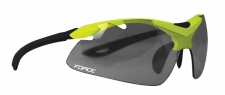 Force Duke sporta brilles elektro zaļas/melnas