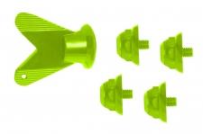 Force purngalu pini elektro zaļi