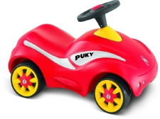 Puky Racer automašīna sarkans (1803) (X)